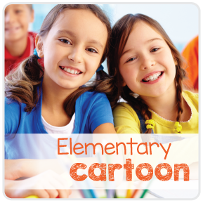 Elementary Cartooning Curriculum